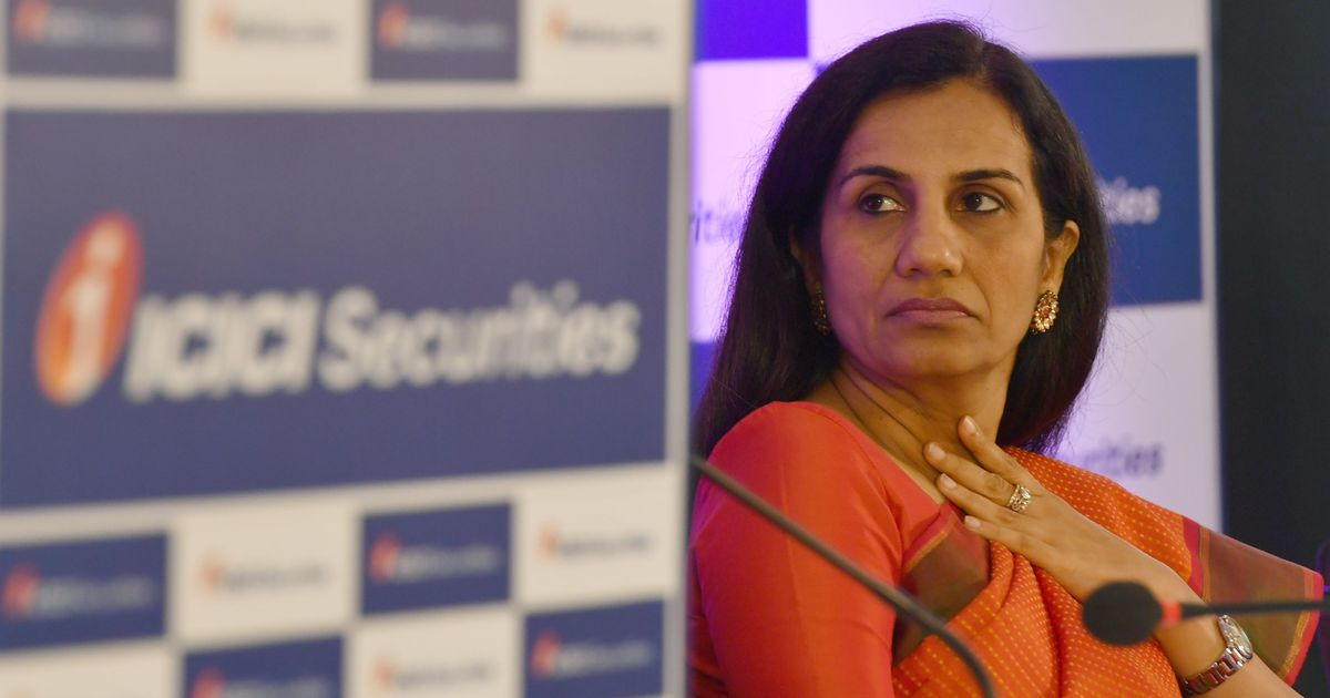 Market regulator SEBI sends notice to ICICI Bank CEO Chanda Kochhar over loan to Videocon Group