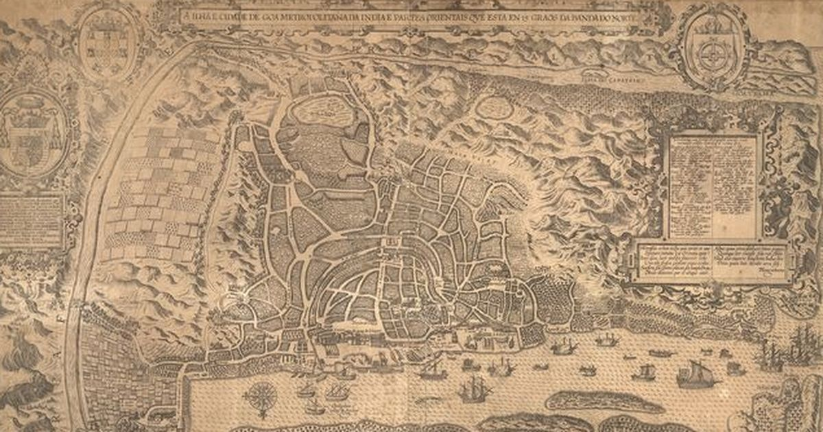 Photos: A collection shows rare maps that helped colonising countries understand India's geography