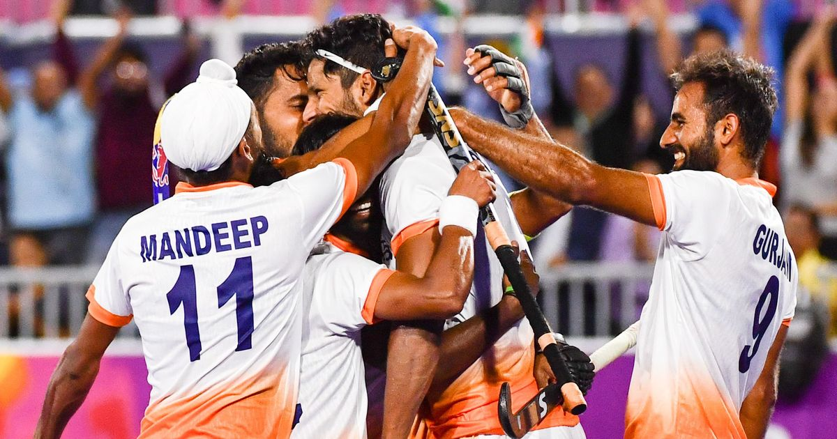 CWG 2018 Hockey: India beat England in dramatic finale to top Pool B and avoid Australia in semis