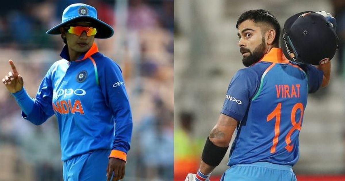 Virat Kohli, Mithali Raj named Wisden's men's and women's cricketer of the year