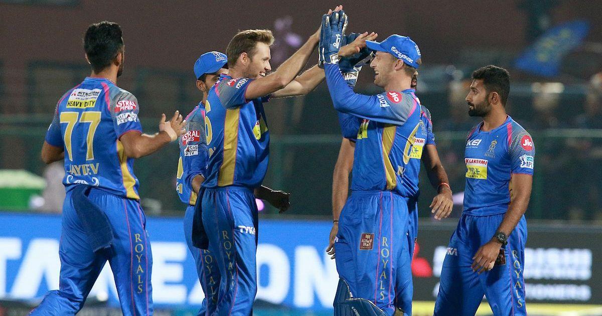 RR vs DD, as it happened: Rajasthan Royals win by 10 runs via DLS method