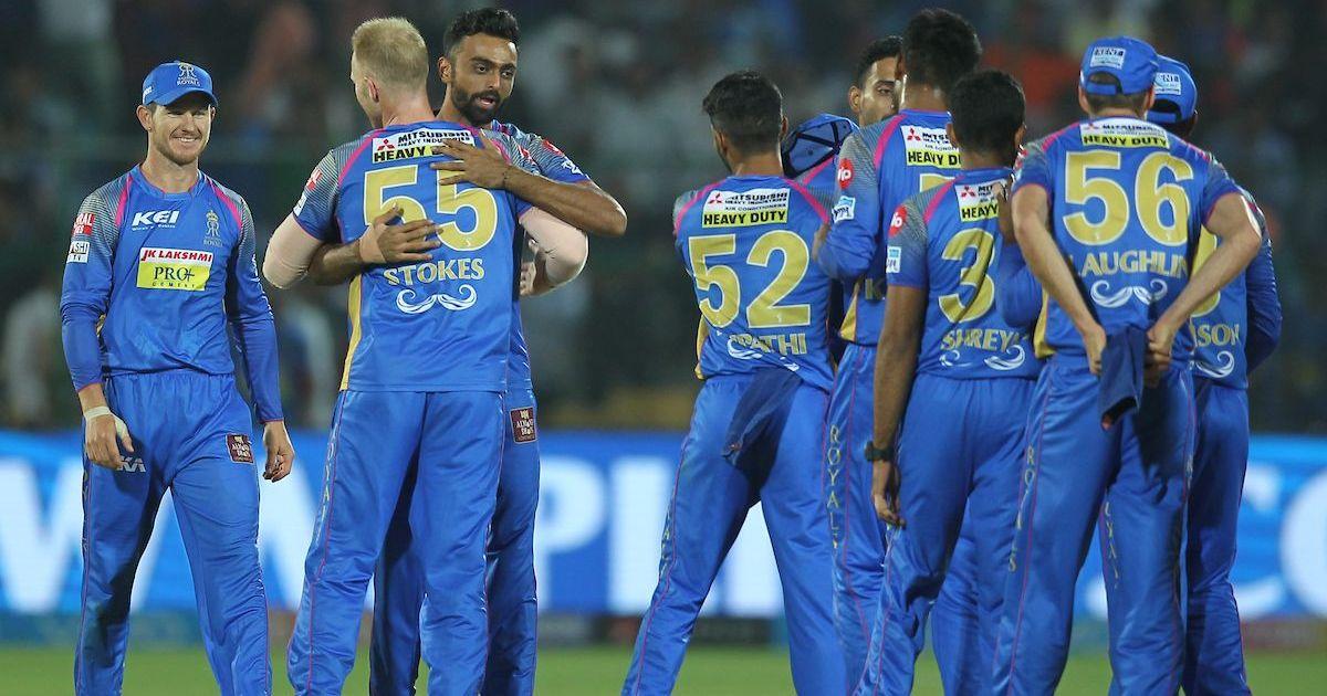 IPL 11: Rajasthan Royals hold nerves, defeat Delhi Daredevils in rain-hit match