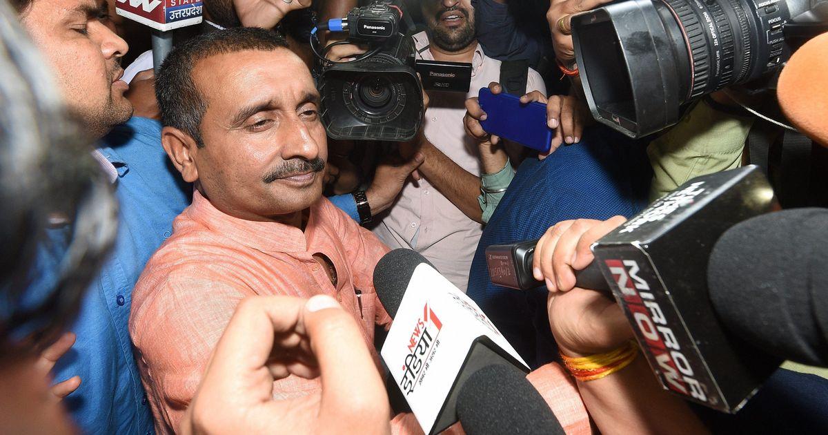 उन्नाव बलात्कार मामला : भाजपा विधायक कुलदीप सिंह सेंगर के खिलाफ एफआईआर दर्ज