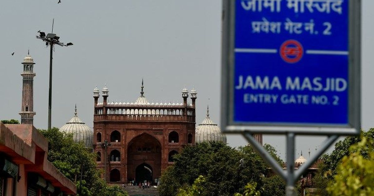 Delhi: Appoint special observers at mosques to prevent attempts to influence Muslims, BJP urges EC