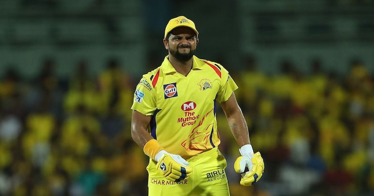 IPL: Suresh Raina to miss next two games due to a calf muscle injury