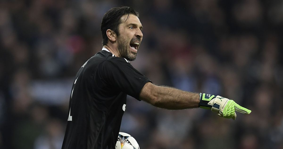 'He has a garbage bag instead of a heart': Buffon slams referee after Juve's Champions League exit