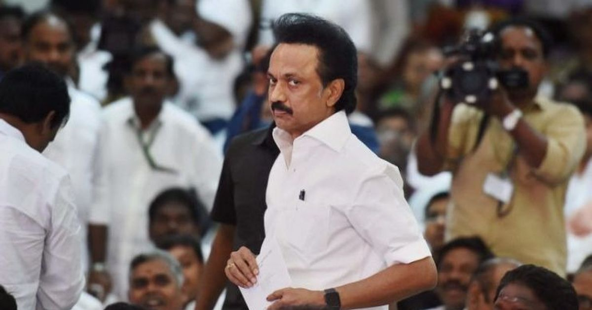 Karunanidhi burial row: AIADMK government denied land due to 'vendetta', says DMK's Stalin
