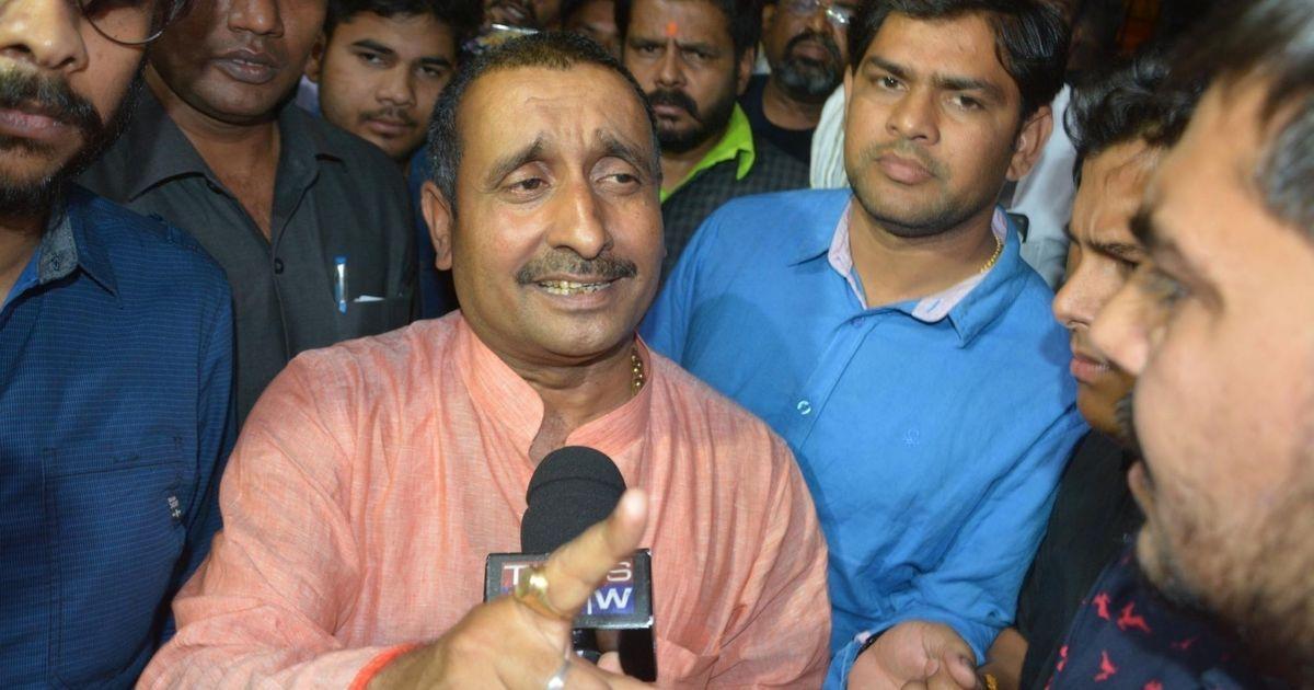 उन्नाव बलात्कार मामला : सीबीआई ने भाजपा विधायक कुलदीप सिंह सेंगर को हिरासत में लिया