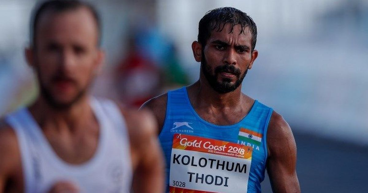 Irfan KT qualifies for 2020 Olympics after finishing fourth in Asian Race Walking Championship