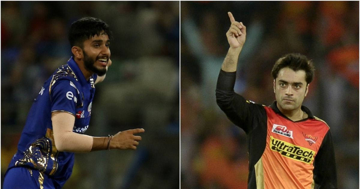 Rashid, Markande's exploits in Hyderabad thriller have furthered the cause of wrist-spinners in T20s