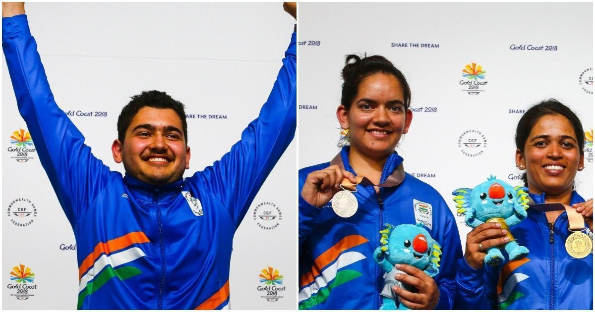 CWG 2018 day 9 as it happened: Gold for Sawant, Bhanwala, Punia; men's hockey team lose