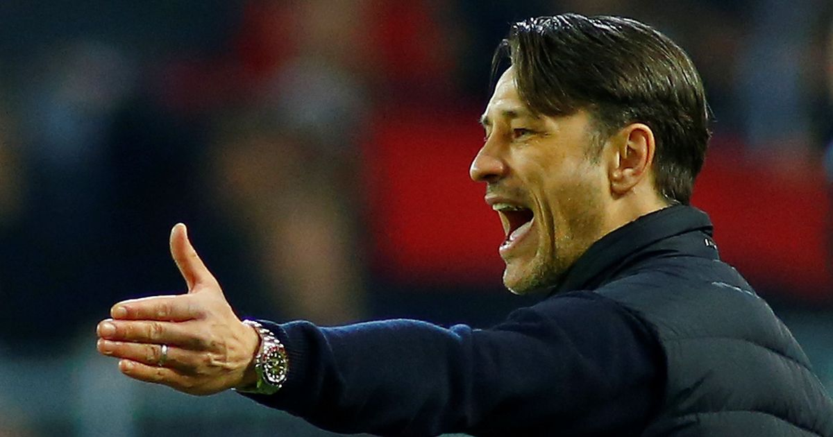 Bayern Munich name Frankfurt's Niko Kovac as next coach