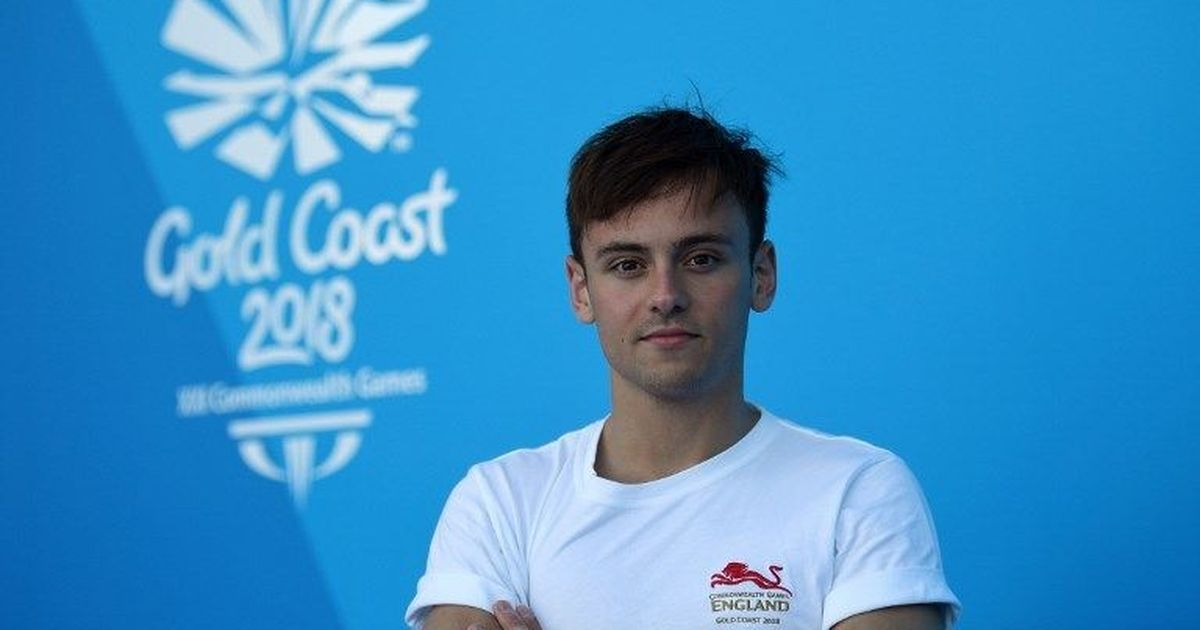 'Illegal to be who I am': Diving world champion Tom Daley urges change in same-sex laws