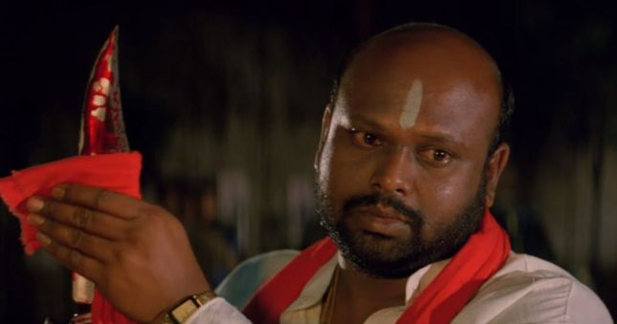 1990s throwback: Has there been a more entertaining villain than Rami Reddy?