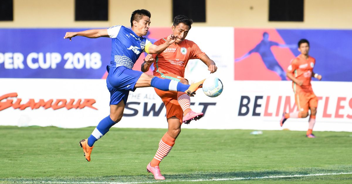Super Cup: Chhetri hat-trick sets up Bengaluru's 3-1 win over Neroca