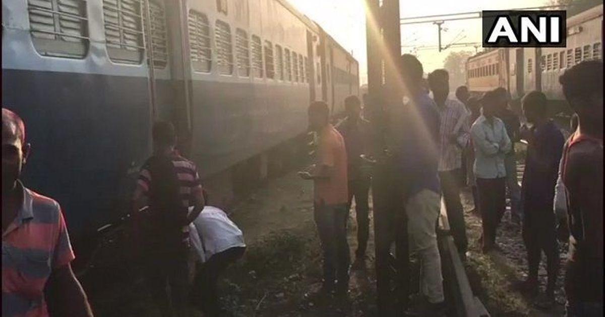 बिहार : मौर्य एक्सप्रेस दुर्घटनाग्रस्त, एक यात्री की मौत, दो घायल