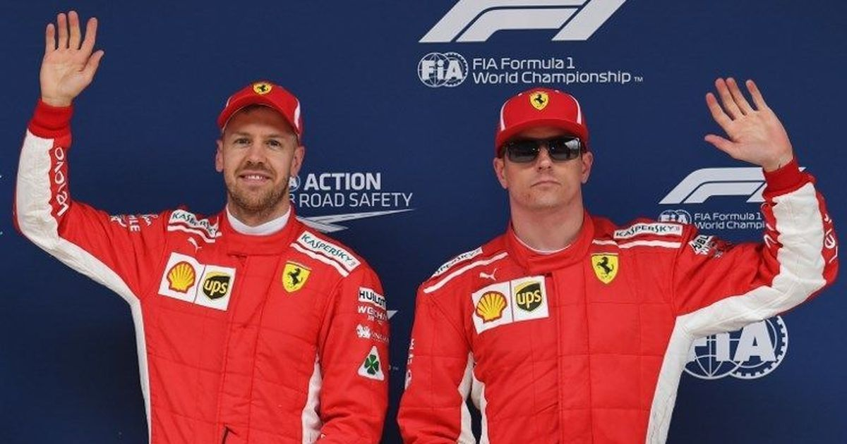 Formula One: Ferrari still in hunt for Constructors' championship, Raikkonen warns Hamilton
