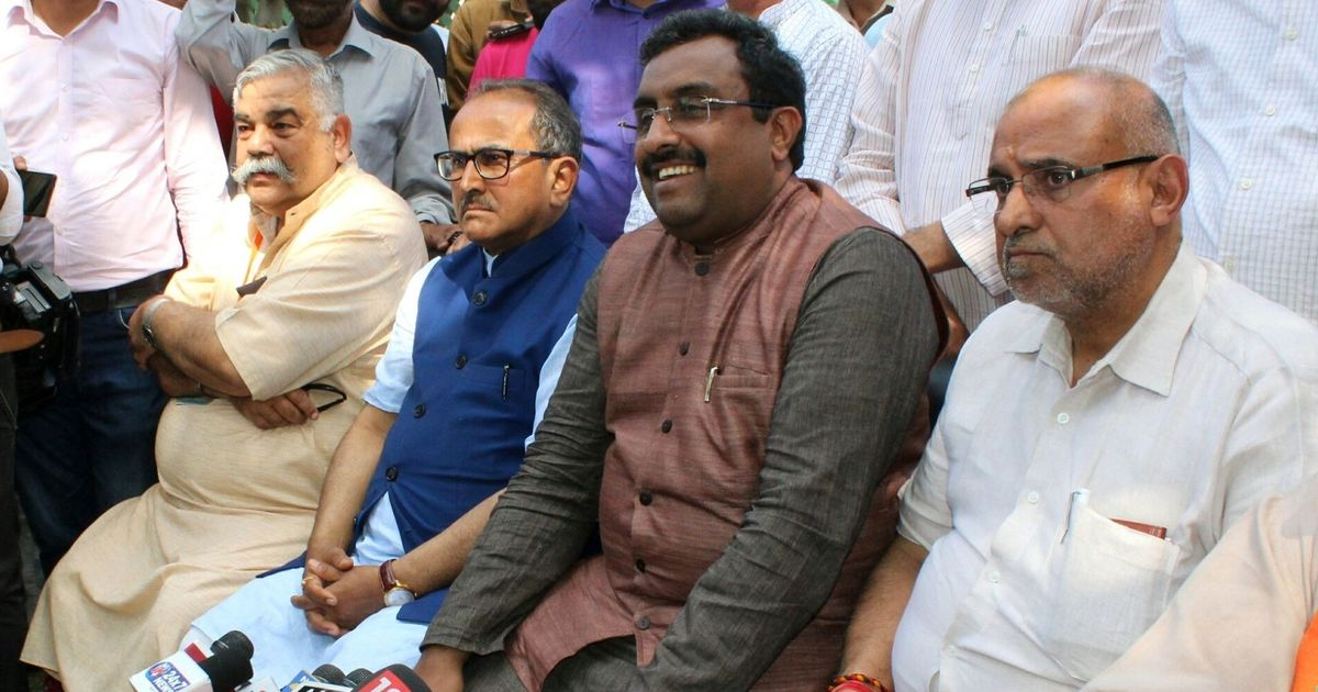 Ministers who quit J&K Cabinet claim BJP asked them to attend rally in support of Kathua accused