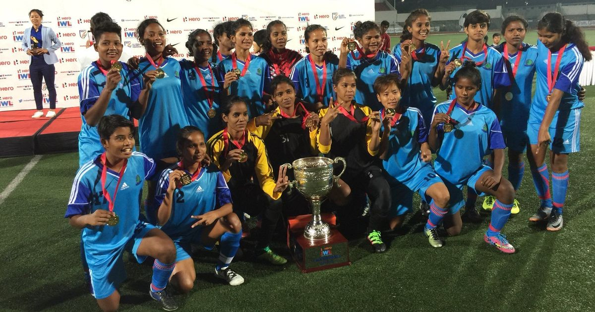 Indian Women's League: Rising Student Club of Odisha win their first title