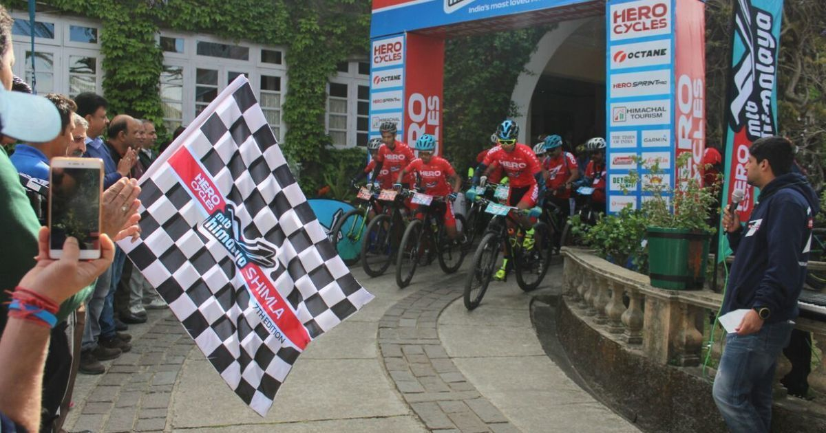 Hero MTB Shimla 2018: David Kumar, Sarah Appelt shine on challenging new route