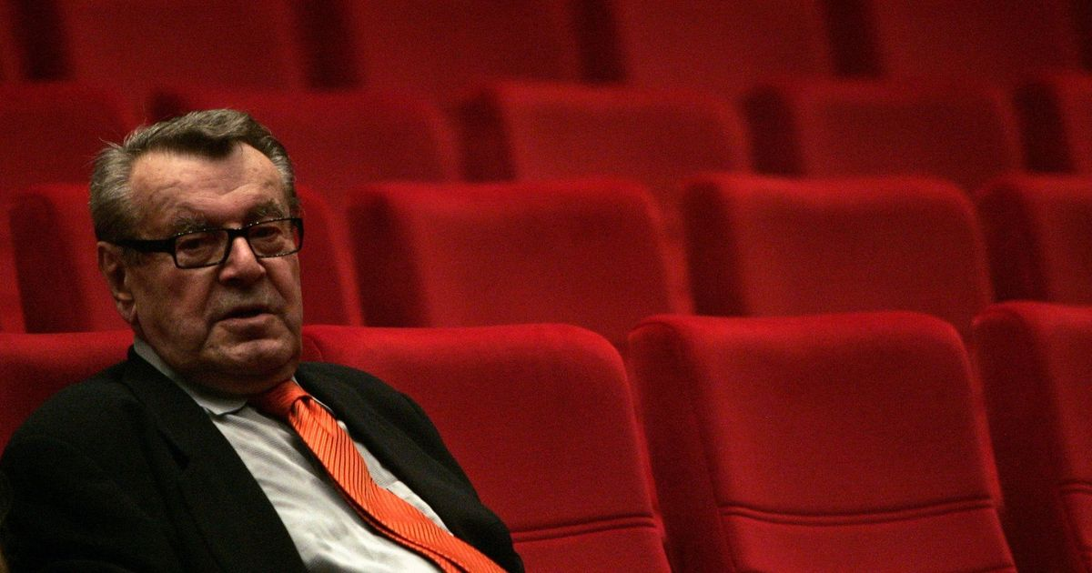 Milos Forman, director of 'One Flew Over the Cuckoo's Nest' and 'Amadeus', dies