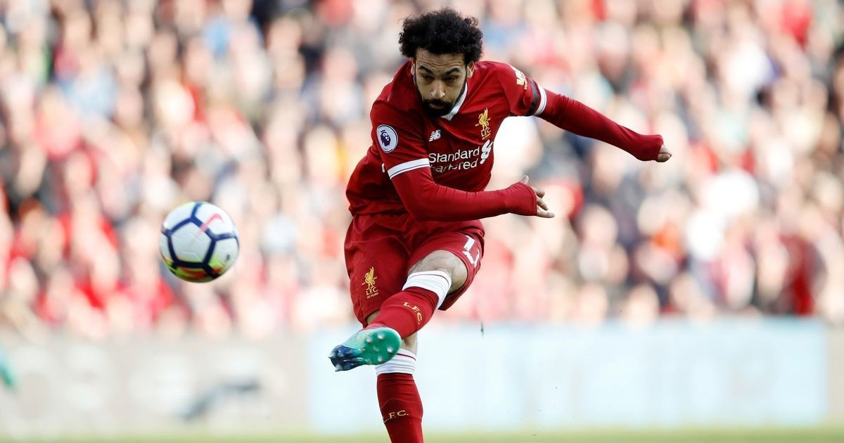 Mohamed Salah hits 40th goal of the season as Liverpool beat Bournemouth 3-0