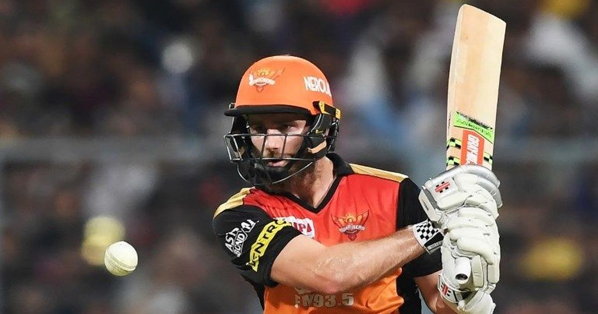 IPL Cricket: Williamson plays captain's knock in Sunrisers win