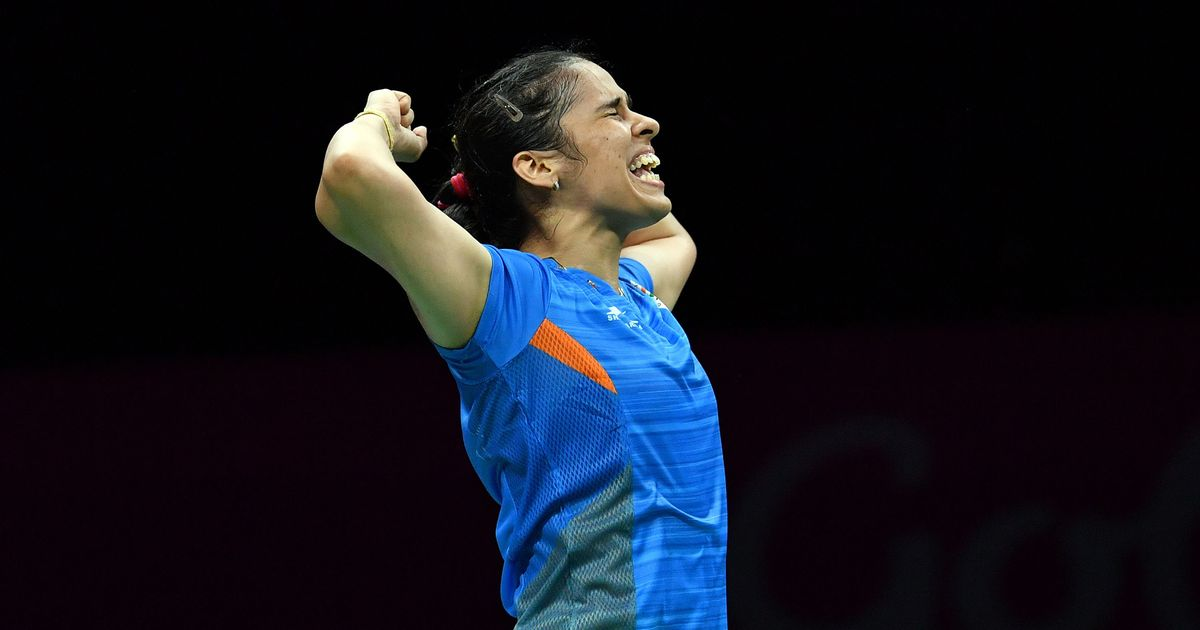 CWG 2018 Badminton: Aggressive Saina Nehwal outsmarts PV Sindhu to grab an emotional gold medal