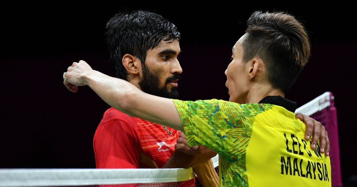 CWG 2018 Badminton: Kidambi Srikanth goes down against vintage Lee Chong Wei to bag silver