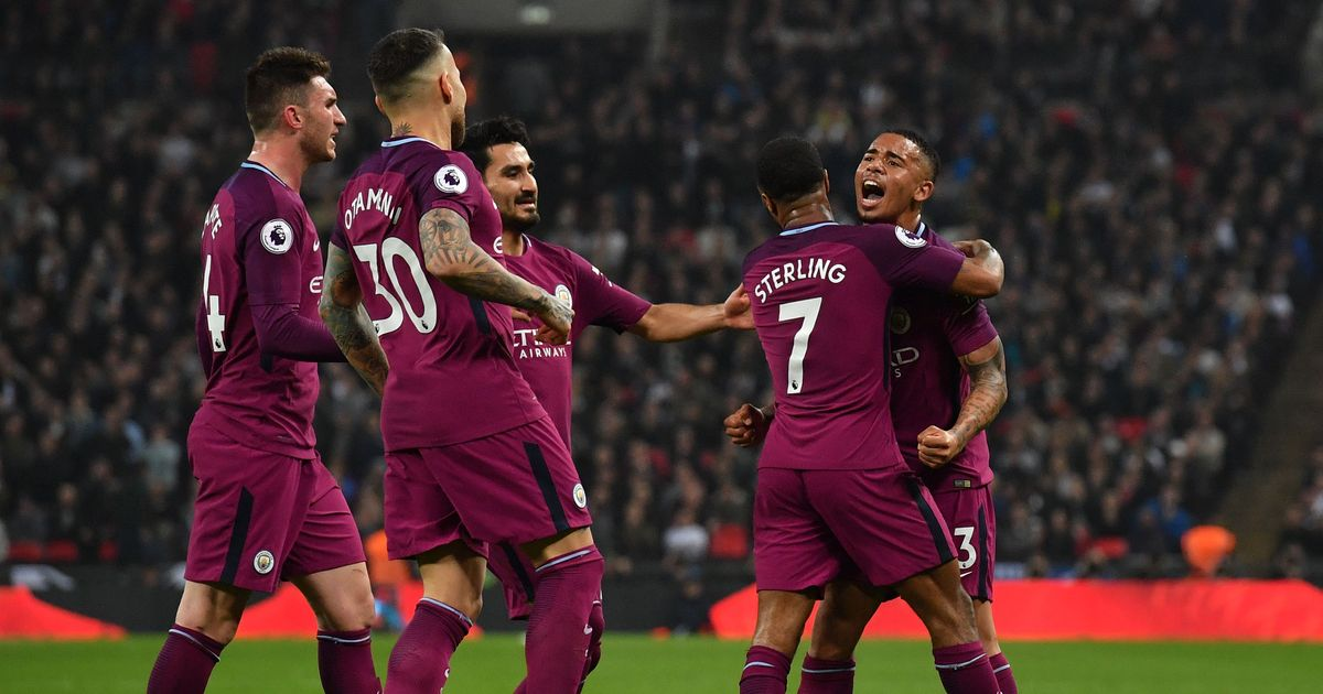 Manchester City on the brink of winning Premier League title after 3-1 win over Spurs