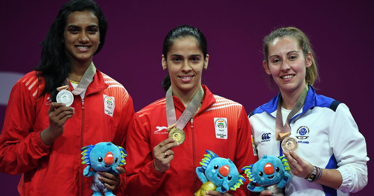 कॉमनवेल्थ गेम्स : सायना ने सिंधु को हराकर गोल्ड जीता