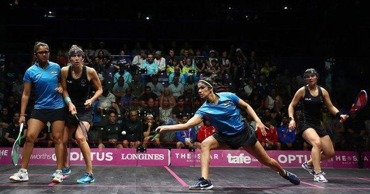 CWG 2018 Squash: Dipika Pallikal and Joshna Chinappa finish with silver in women's doubles