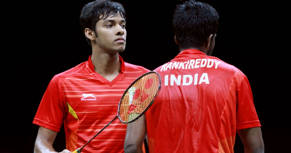 CWG 2018 badminton: Satwik-Chirag outplayed in men's doubles final, win historic silver medal