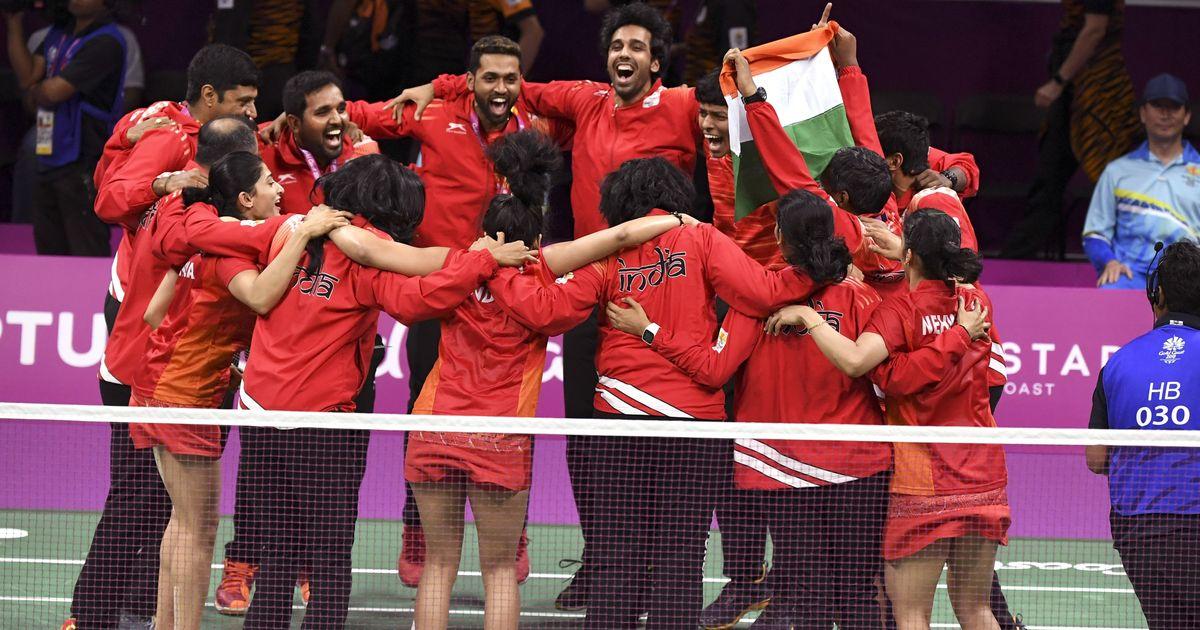 कॉमनवेल्थ गेम्स 2018 : कुल 66 पदकों के साथ भारत का अभियान खत्म