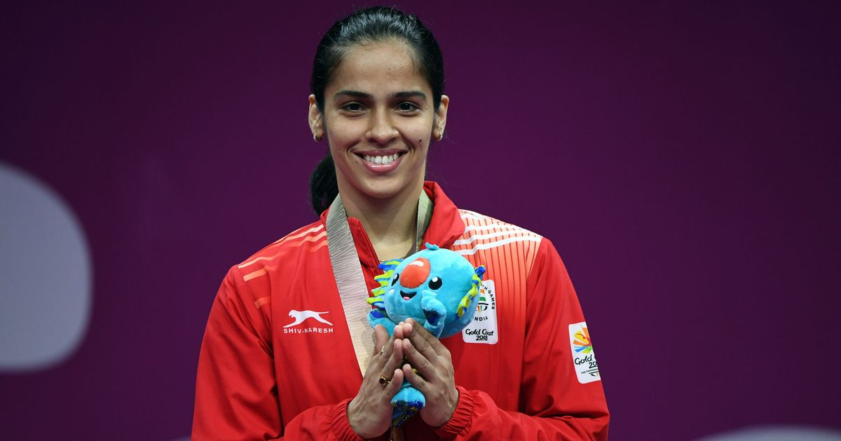 'It's a gift to my father, mother and my country,' says Saina Nehwal after winning third CWG gold
