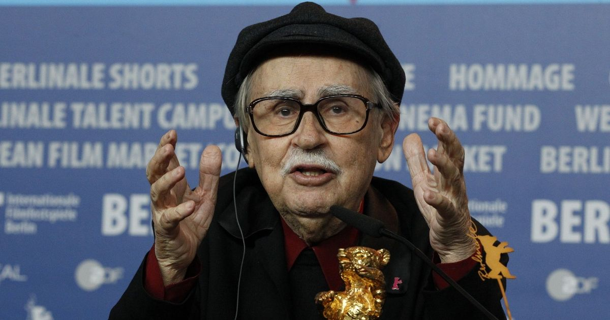 Celebrated Italian director Vittorio Taviani dies