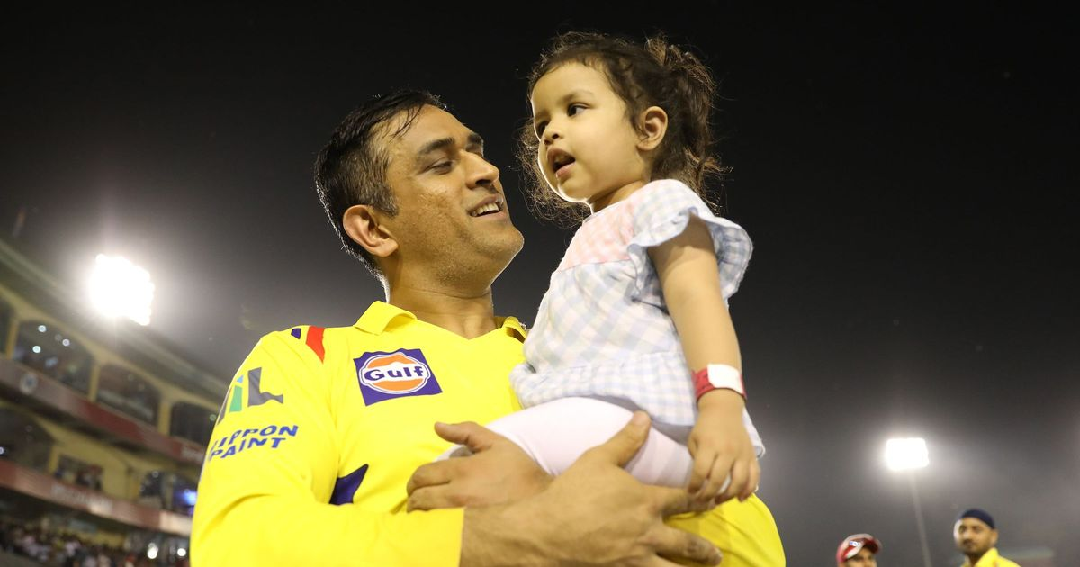 'Daughters are very close to their fathers': Dhoni says parenthood has changed him as a person