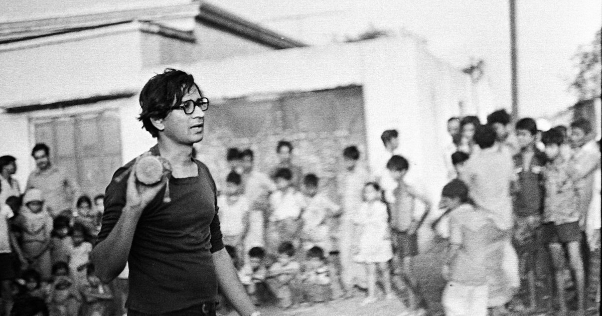 'Halla Bol': Safdar Hashmi's biography reminds us what it means to be a citizen of a democracy