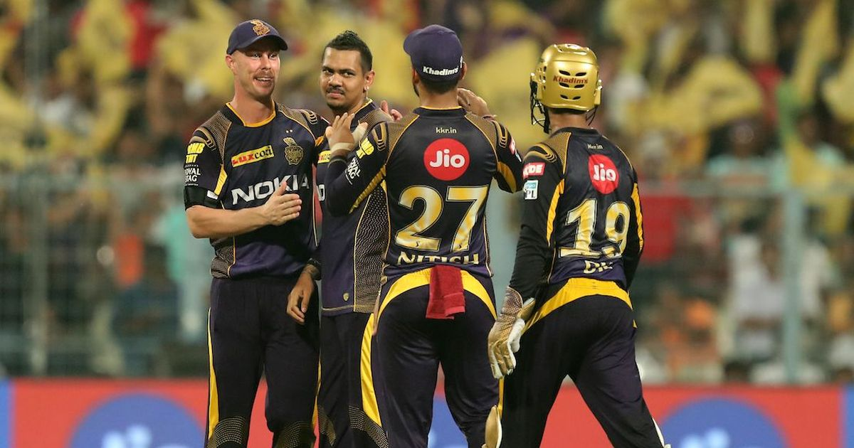 IPL 11: Rana, Narine star as Kolkata Knight Riders thump Delhi Daredevils by 71 runs