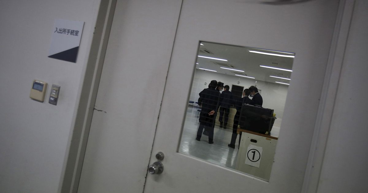 Foreign detainees continue hunger strike at Japanese immigration center