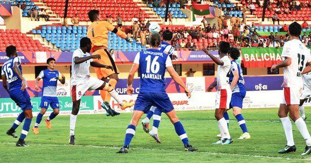 Super Cup: 10-man Bengaluru FC register comeback 4-2 victory over Mohun Bagan