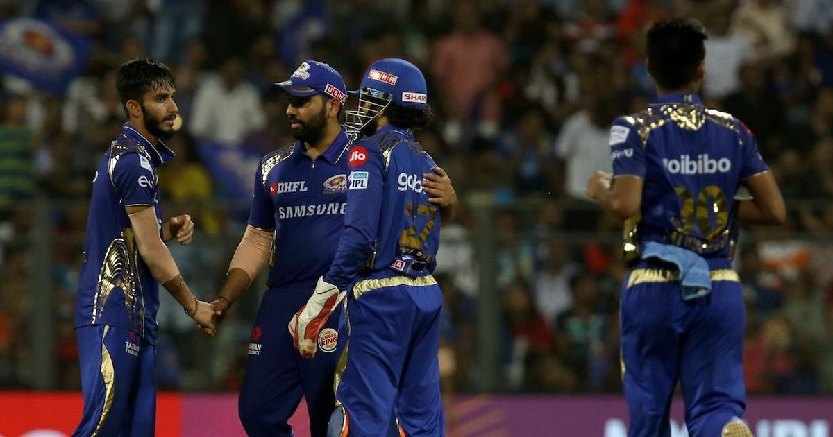 IPL 11, MI vs RCB as it happened: Mumbai beat Bangalore to register first win of season