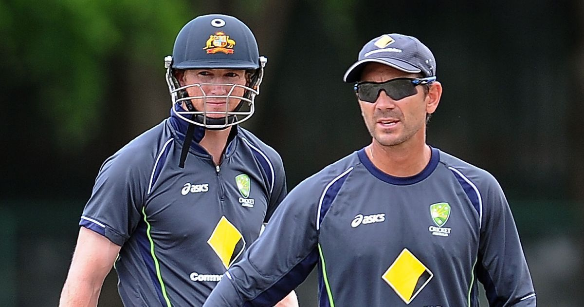 Justin Langer is poised to be Australia's next cricket coach