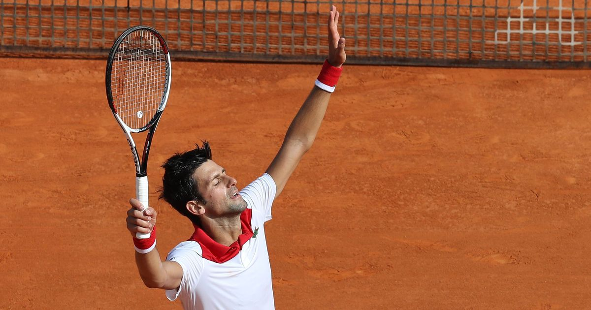 'It was a real battle': Djokovic feels great after a tense Monte Carlo win against Coric