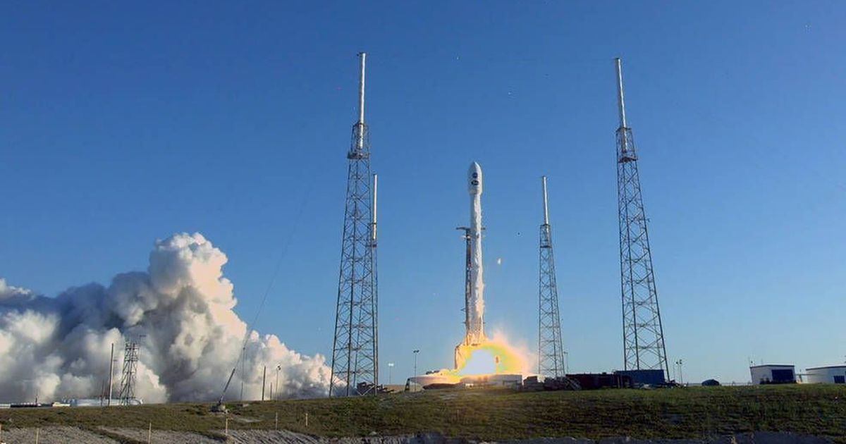 NASA launches planet-hunting telescope to find worlds beyond our solar system