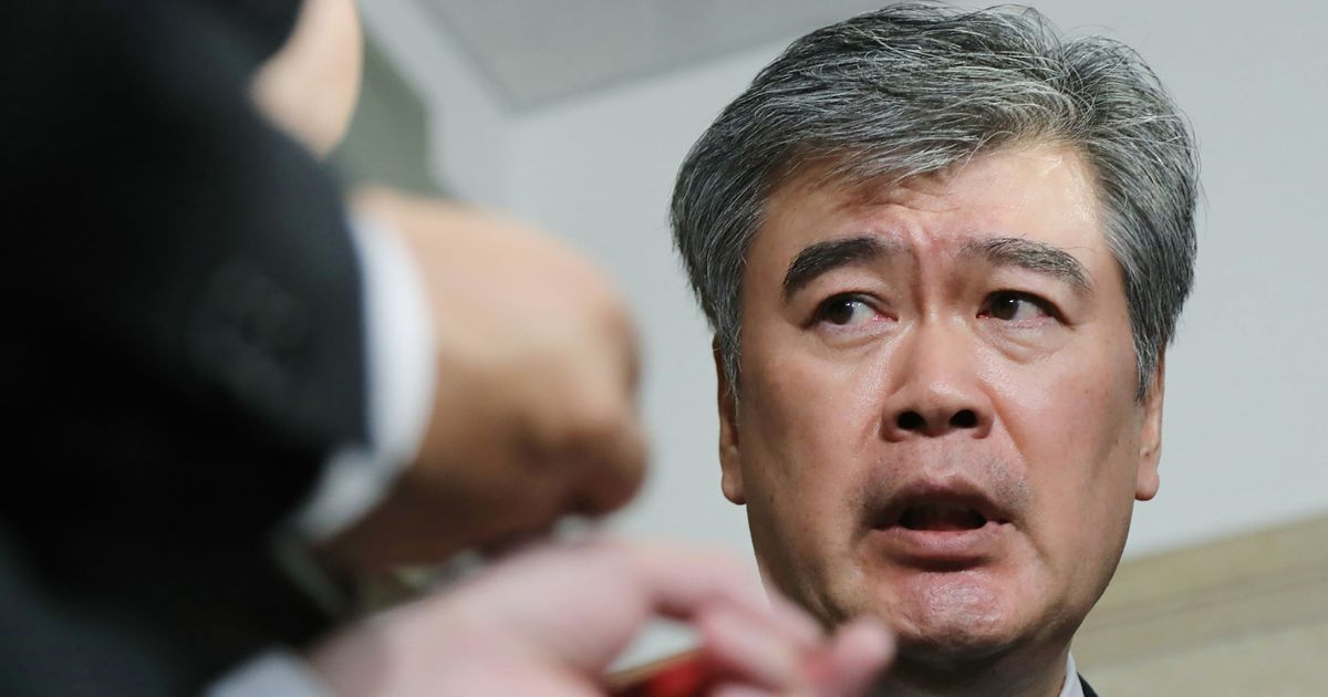Japan's #MeToo moment: Top bureaucrat in finance ministry resigns over sexual harassment allegations