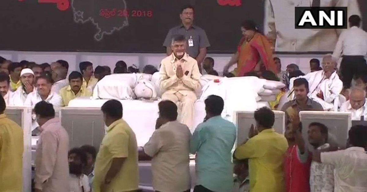 आंध्र प्रदेश की तेलुगु देशम पार्टी ओडिशा विधानसभा के चुनाव में उतरेगी