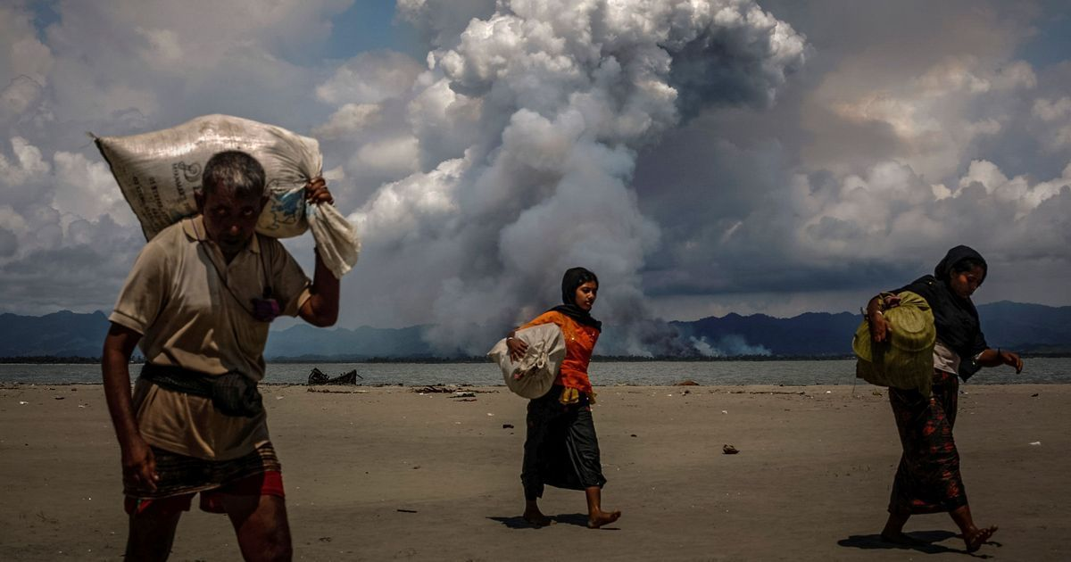 US imposes sanctions on Myanmar security officials military units for ethnic cleansing of Rohingya