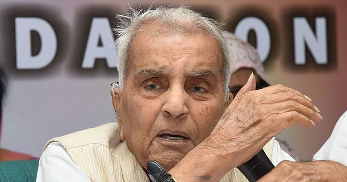 Ex-chief justice, rights activist Rajinder Sachar passes away