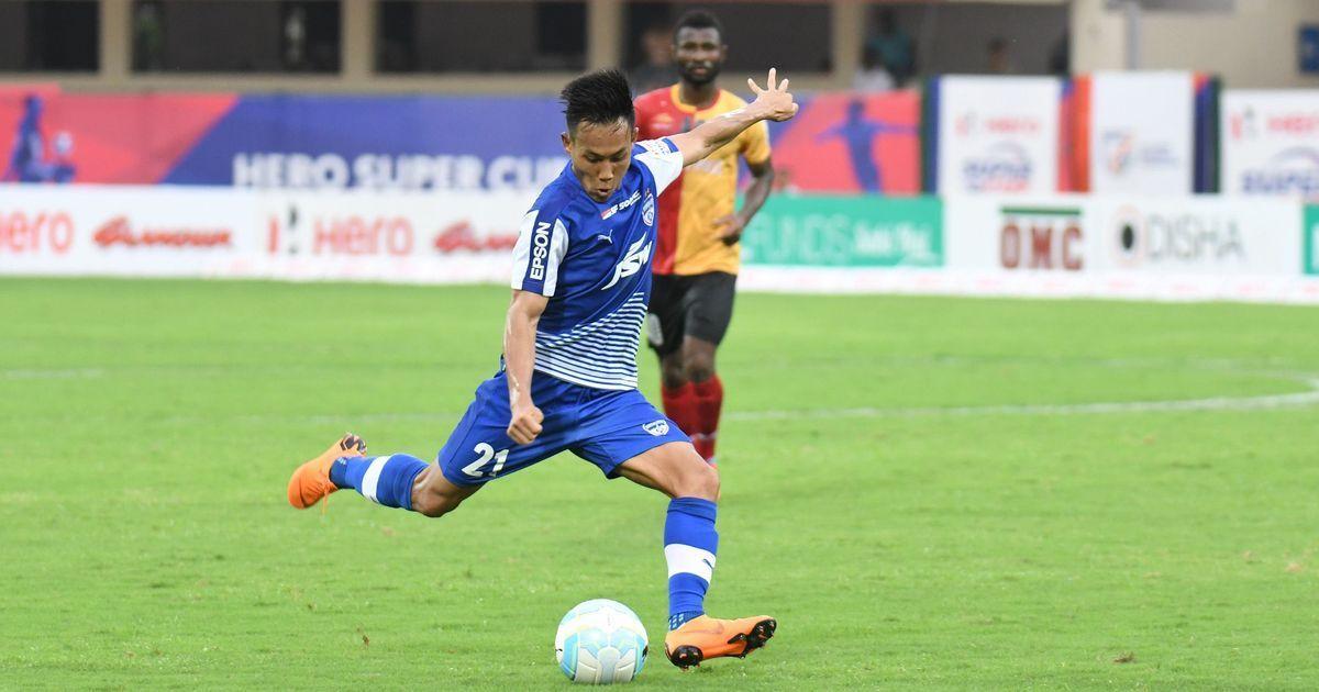 Super Cup: Chhetri scores a brace as Bengaluru FC thrash East Bengal 4-1 to win title